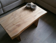 Iepen salontafel van exclusive woods 1
